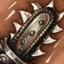 Tronçonneuse (Extraordinaire) : Un joueur armé d'une TRONCONNEUSE doit attaquer avec elle au lieu d'effectuer un blocage lors d'un Blocage ou d'un Blitz. Lorsque vous utilisez la TRONCONNEUSE pour effectuer une attaque, lancez un D6 à la place du dé de Blocage. Sur un jet de 2 ou plus, la tronçonneuse touche le joueur adverse, mais sur un 1, elle se retourne contre son porteur. Effectuez un jet d'Armure pour le joueur touché par la tronçonneuse en ajoutant +3 au résultat obtenu. Si le total dépasse la valeur d'Armure de la victime, alors celle-ci est Plaquée et blessée. Effectuez un jet de Blessure. Si le résultat ne dépasse pas la valeur d'Armure de la victime, alors l'attaque n'a aucun effet. Un joueur armé d'une tronçonneuse peut commettre une Agression et ajouter 3 à son jet d'Armure, mais doit effectuer le jet de retour contre son porteur comme décrit ci-dessus. Une TRONCONNEUSE en marche est un engin dangereux à transporter avec soi, ainsi lorsqu'un joueur portant une TRONCONNEUSE est Plaqué (quelle qu'en soit la raison) le coach adverse est autorisé à ajouter +3 à son jet d'Armure pour savoir si le joueur est blessé. Cette compétence ne peut être utilisée qu'une seule fois par tour (i.e. ne peut pas être utilisée avec FRENESIE ou BLOCAGE MULTIPLE) et, si elle est utilisée lors d'un Blitz, le joueur ne peut plus se déplacer après son attaque. Les Sorties causées par une TRONCONNEUSE ne comptent pas pour l'obtention des Points d'expérience.