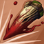 Pieux (Extraordinaire) : Ce joueur est doté de pieux spéciaux, bénis pour causer des dommages supplémentaires contre les morts-vivants. Le joueur peut ajouter +1 à son jet d'Armure lors d'une attaque de POIGNARD contre n'importe quel joueur jouant pour une équipe de Khemri, Nécromantique, Morts-Vivants ou Vampire.